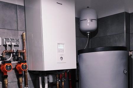 Ogrzewanie domu pompą ciepła